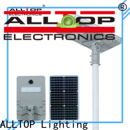 waterproof solar powered parking lot lights high-end supplier