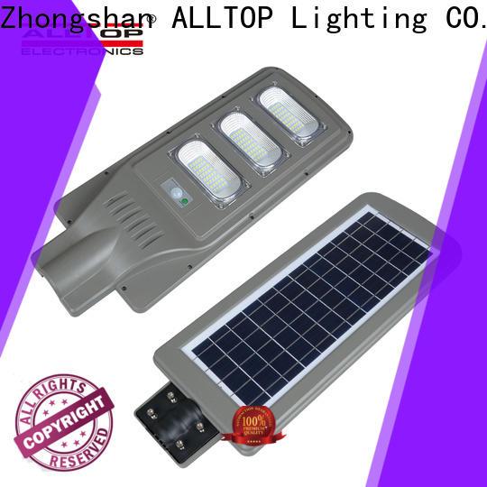 solar sensor street light high-end wholesale