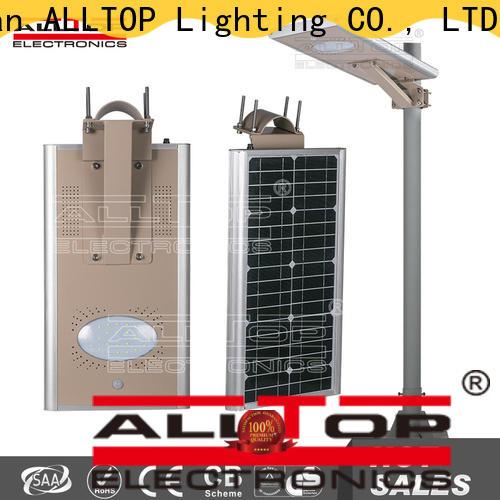 best outdoor solar street lights best quality wholesale