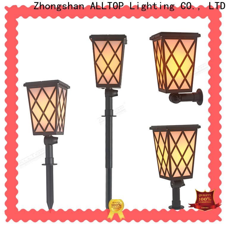 ALLTOP decorative garden lights solar powered