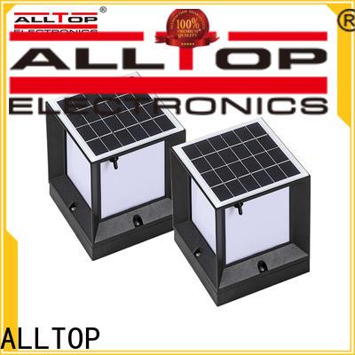 ALLTOP solar powered led garden lights