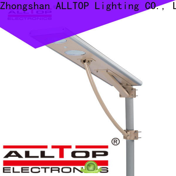 ALLTOP solar lights with panel high-end manufacturer