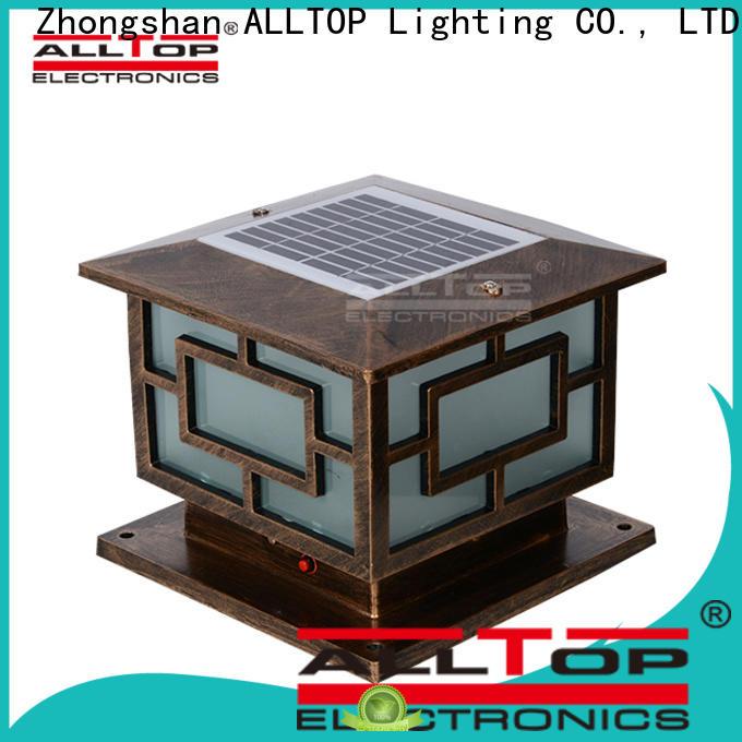ALLTOP solar walkway lights