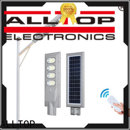 ALLTOP high-quality public solar lighting best quality manufacturer