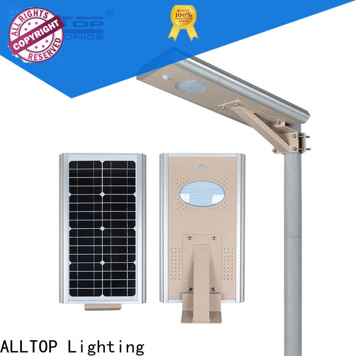 ALLTOP bulk solar garden lights best quality manufacturer
