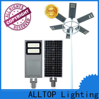 outdoor street lights solar powered functional wholesale