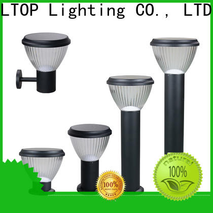 ALLTOP solar garden lamp post lights