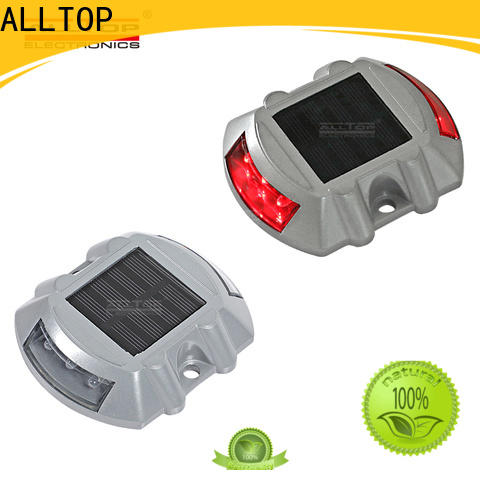 ALLTOP low price solar road safety light series for factory