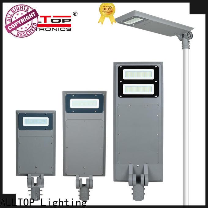 ALLTOP solar street lights outdoor manufacturer for highway