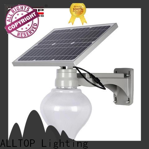 ALLTOP solar road lamp supplier for garden