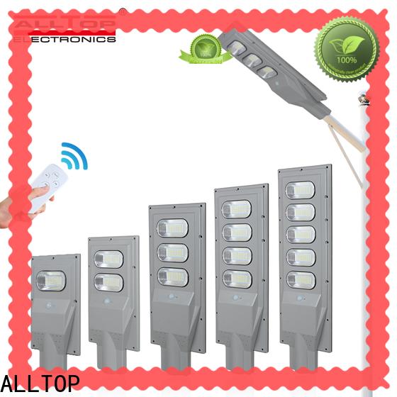 adjustable angle solar pole lamps manufacturer for road