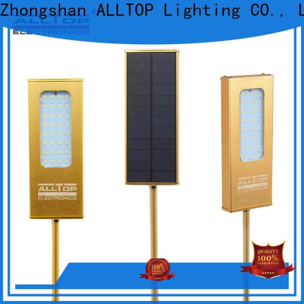 waterproof solar lamp outdoor wall light series for street lighting