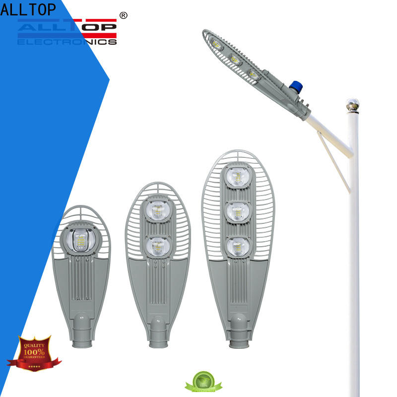 ALLTOP automatic led roadway lighting factory for high road