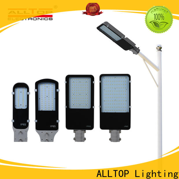 ALLTOP automatic led street light china supply for workshop