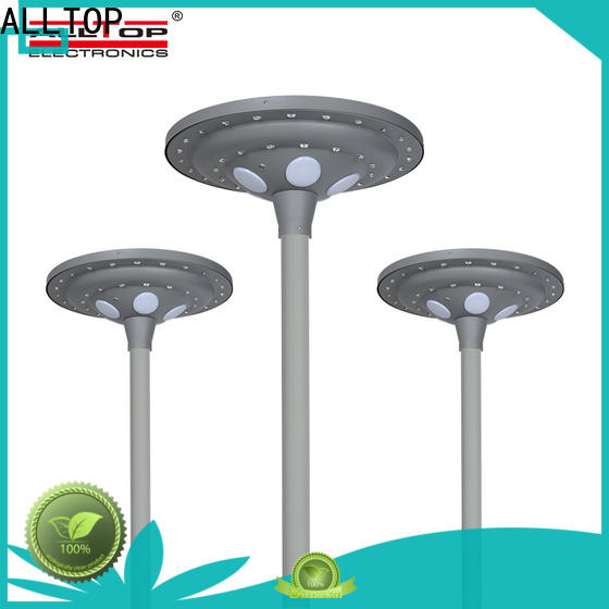 integrated outdoor solar garden lights supply for decoration