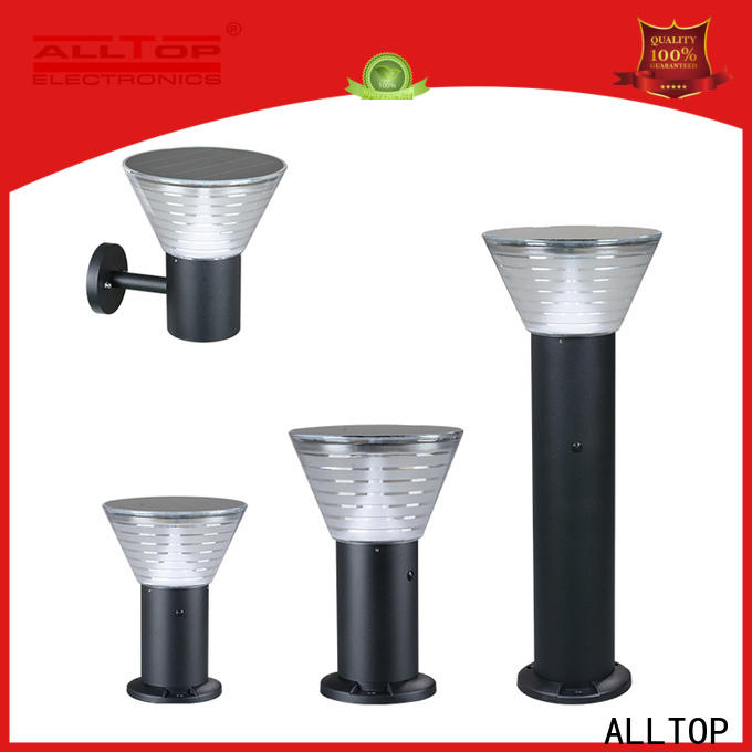 integrated solar lamp factory factory for landscape