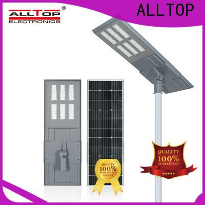 energy-saving solar powered street lamp supplier for highway