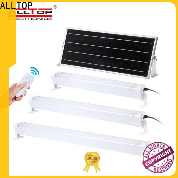 ALLTOP energy-saving outdoor solar sensor wall lights supplier for party
