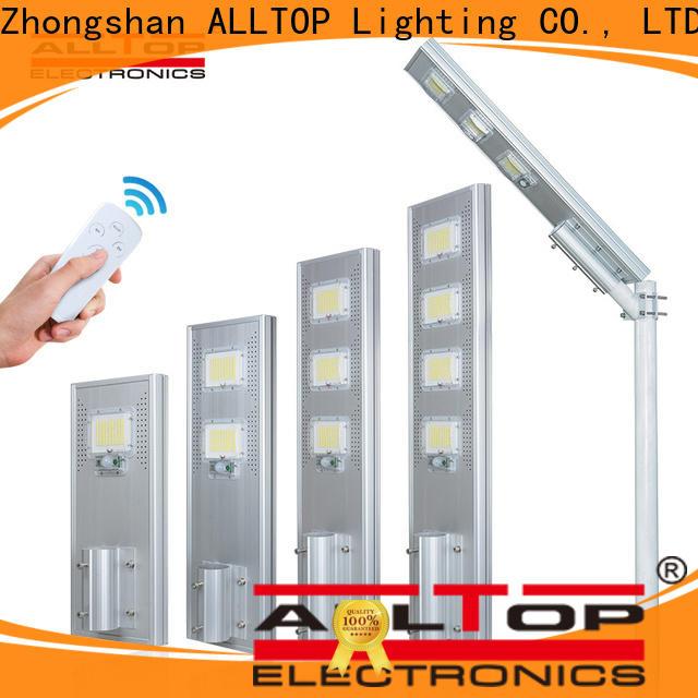 ALLTOP adjustable street lighting manufacturers manufacturer for garden