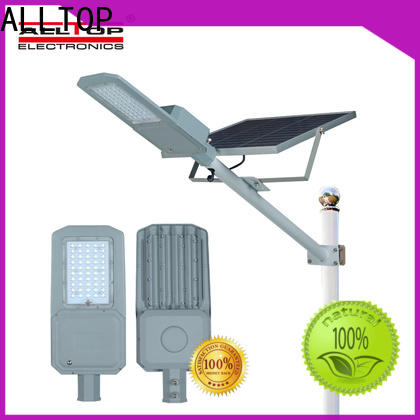 factory price solar led street lamp series for playground