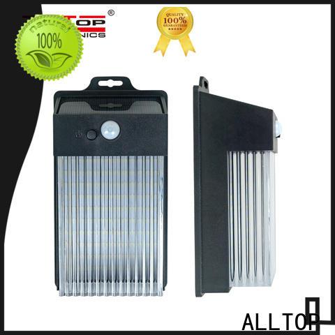 modern motion sensor solar waterproof light with good price for street lighting