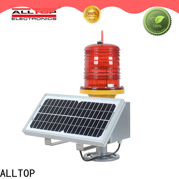 ALLTOP high quality traffic management lamps directly sale for security