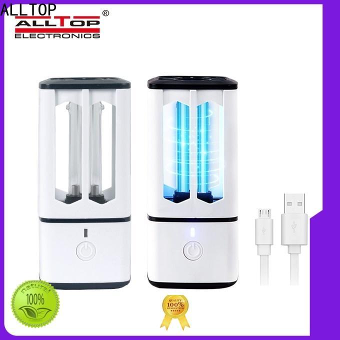 ALLTOP efficient led germicidal lamp supply for bacterial viruses