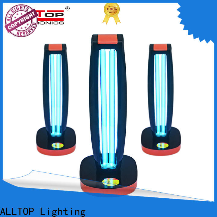 intelligent germicidal uv lamp fixture wholesale for water sterilization