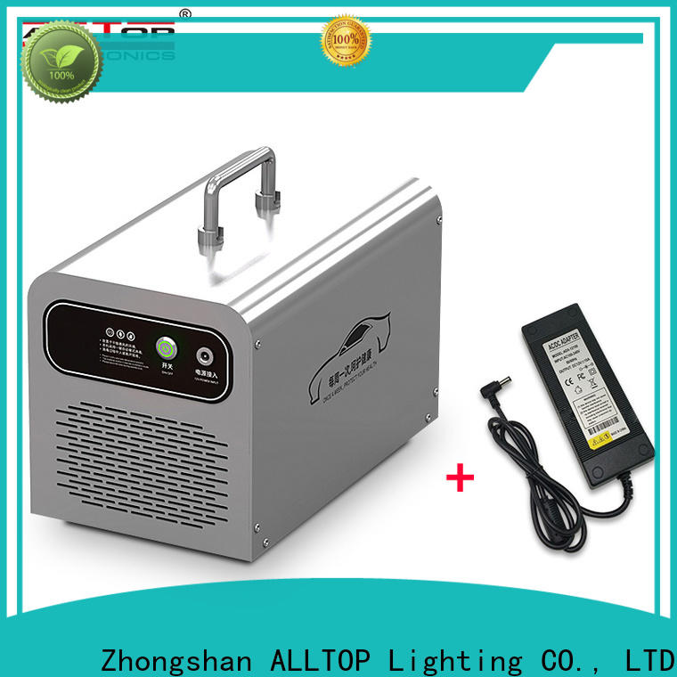 ALLTOP intelligent germicidal uv lamp fixture factory for bacterial viruses