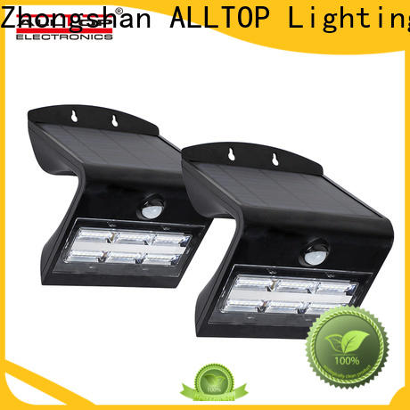 ALLTOP solar lights outdoor wall directly sale for concert