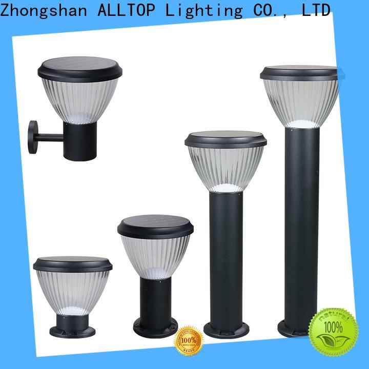 ALLTOP outdoor garden light free sample