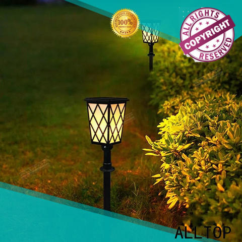 ALLTOP modern garden lights