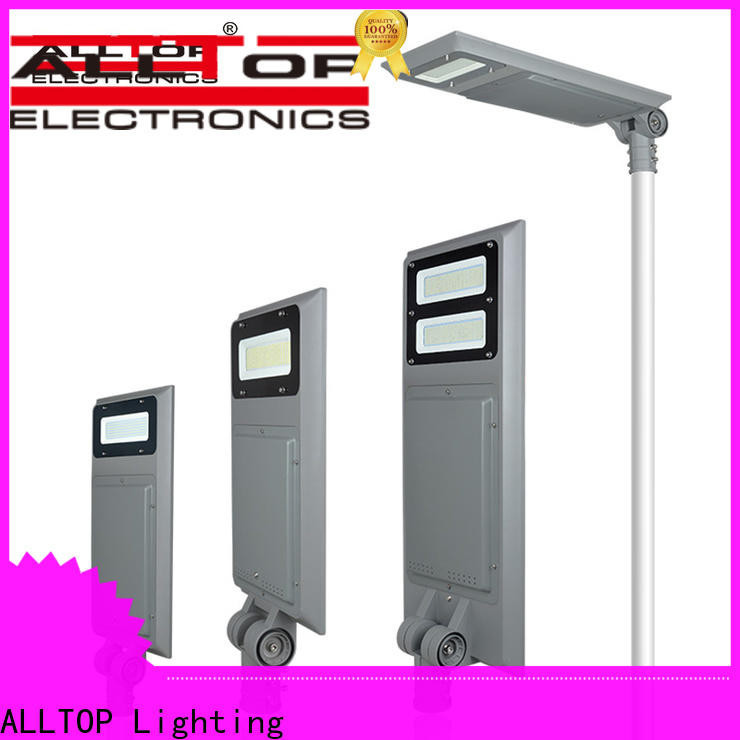 ALLTOP street led lights functional supplier