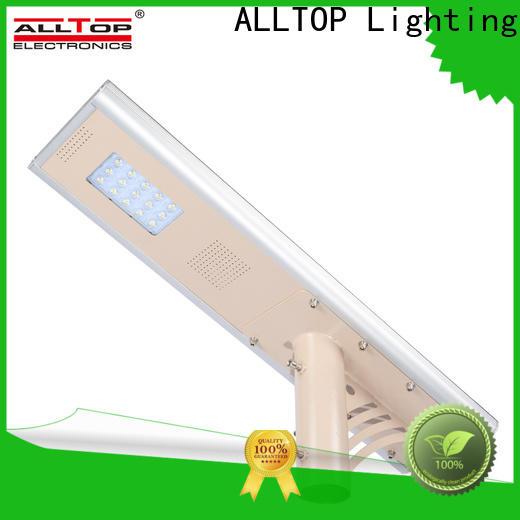 ALLTOP solar street lights manufacturers functional wholesale