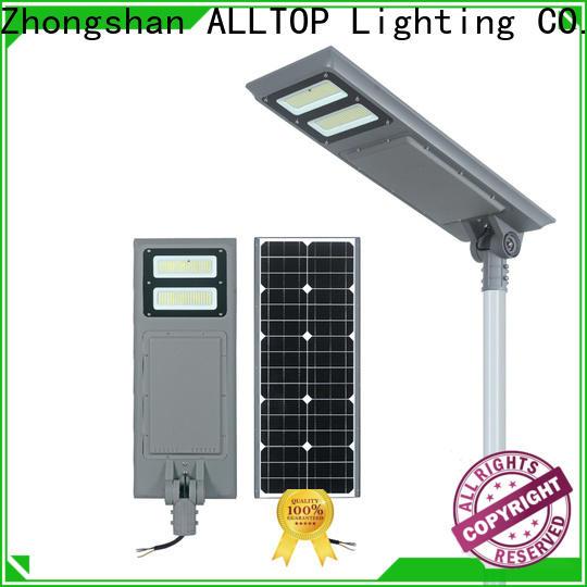 ALLTOP waterproof 60w all in one solar street light high-end supplier