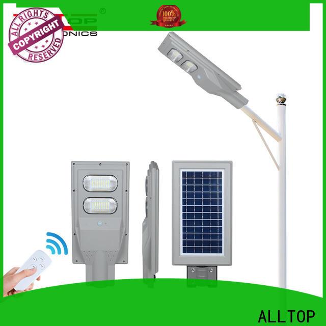 ALLTOP solar led lamp best quality manufacturer