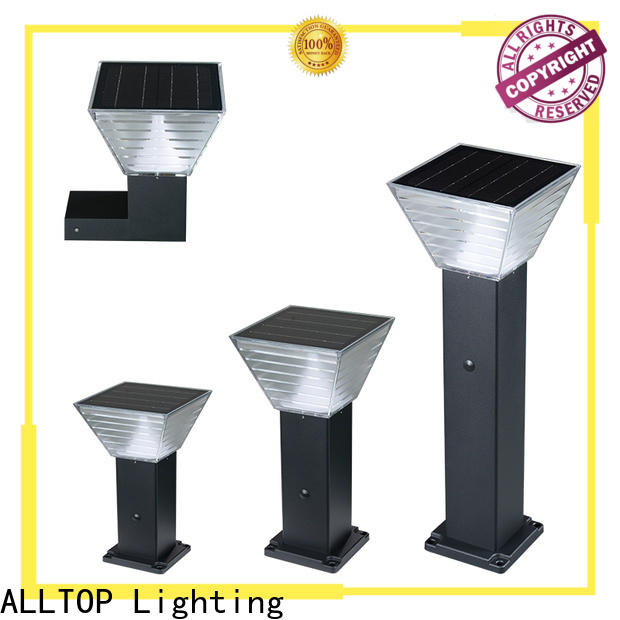 solar energy garden lights