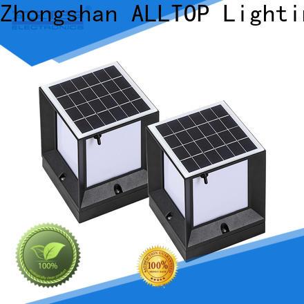 ALLTOP solar patio lights