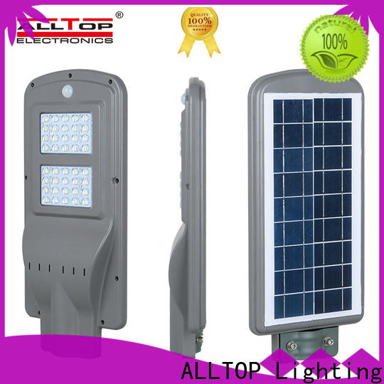 ALLTOP outdoor led solar light high-end wholesale
