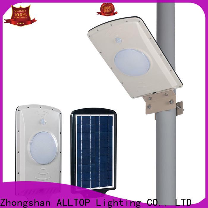 ALLTOP waterproof led solar outdoor lights high-end supplier