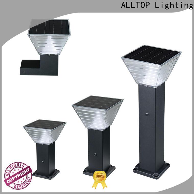 wholesale smart solar led garden light