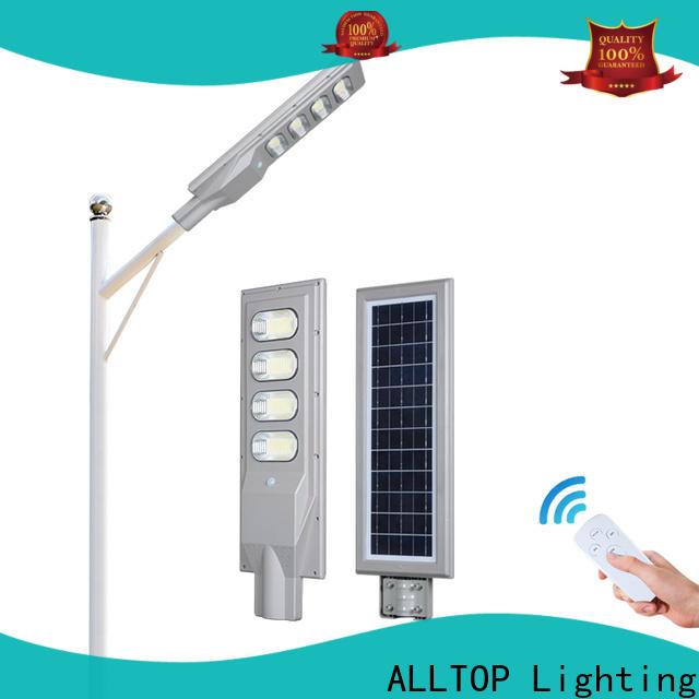 ALLTOP outdoor led solar street high-end supplier