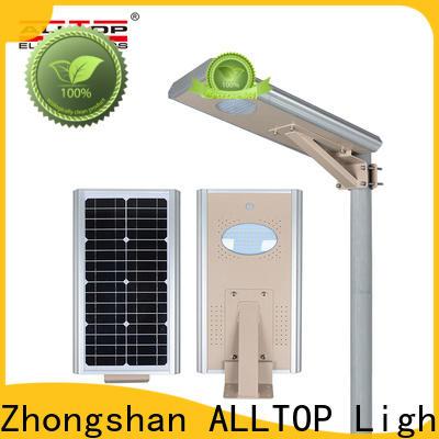 solar light fixtures high-end manufacturer