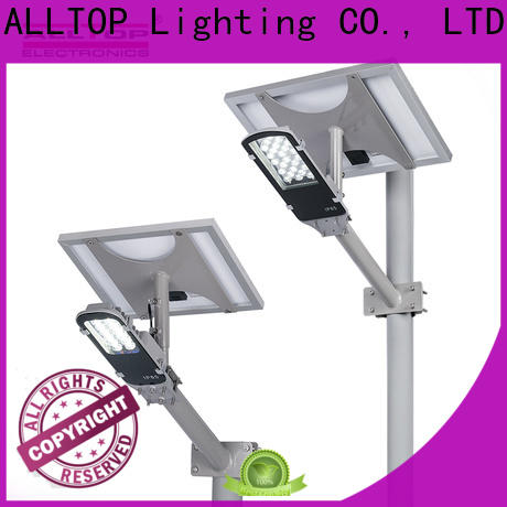 ALLTOP solar led street lamp wholesale for lamp