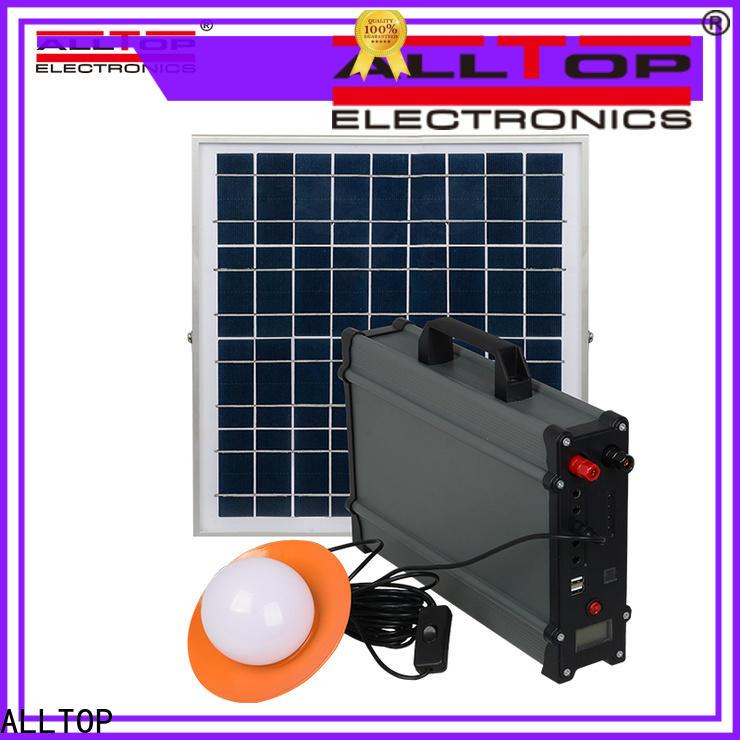 ALLTOP energy-saving solar home light directly sale for home