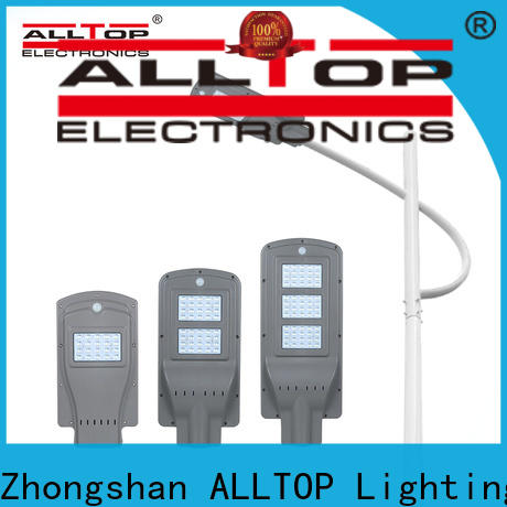 ALLTOP outdoor solar street light ip65 series for garden