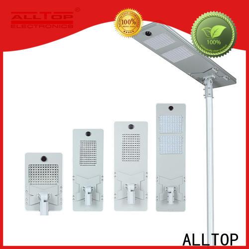 ALLTOP best supplier led street factory for night lighting