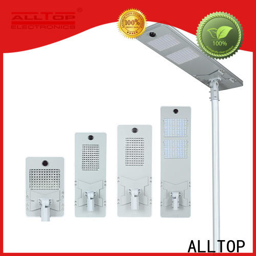 ALLTOP best supplier led street factory for night lighting