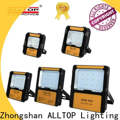 ALLTOP led floodlight manufacturer for factory