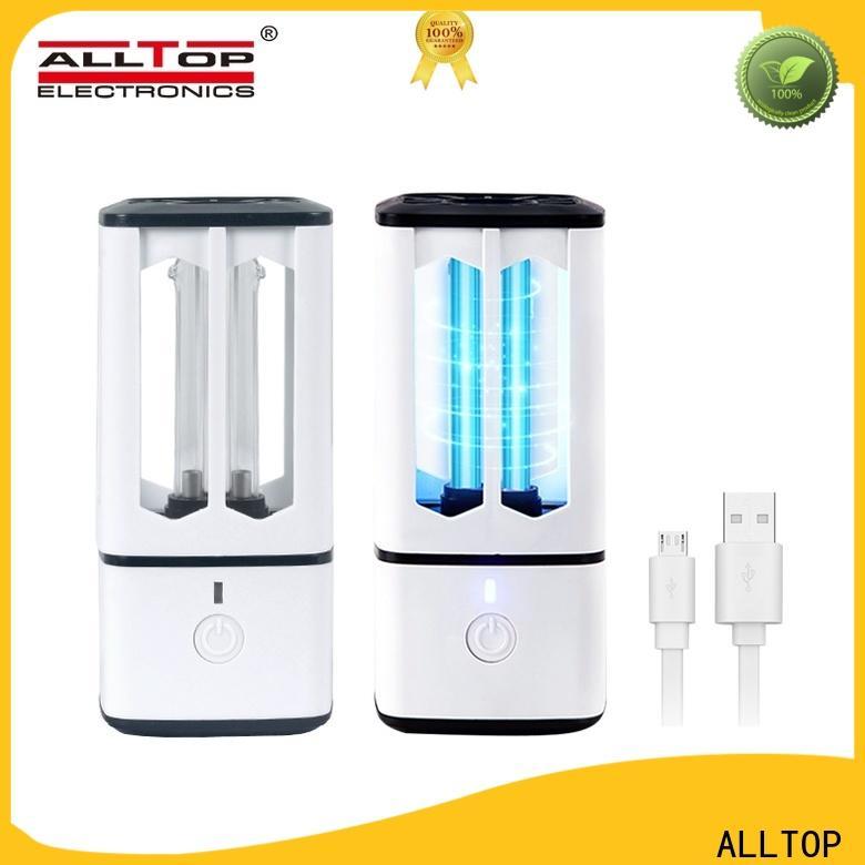 ALLTOP popular best uv germicidal lamp company for bacterial viruses